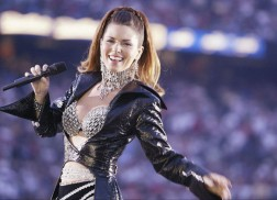 Throwback Thursday: Remember When Shania Twain Rocked the Super Bowl Halftime Show?
