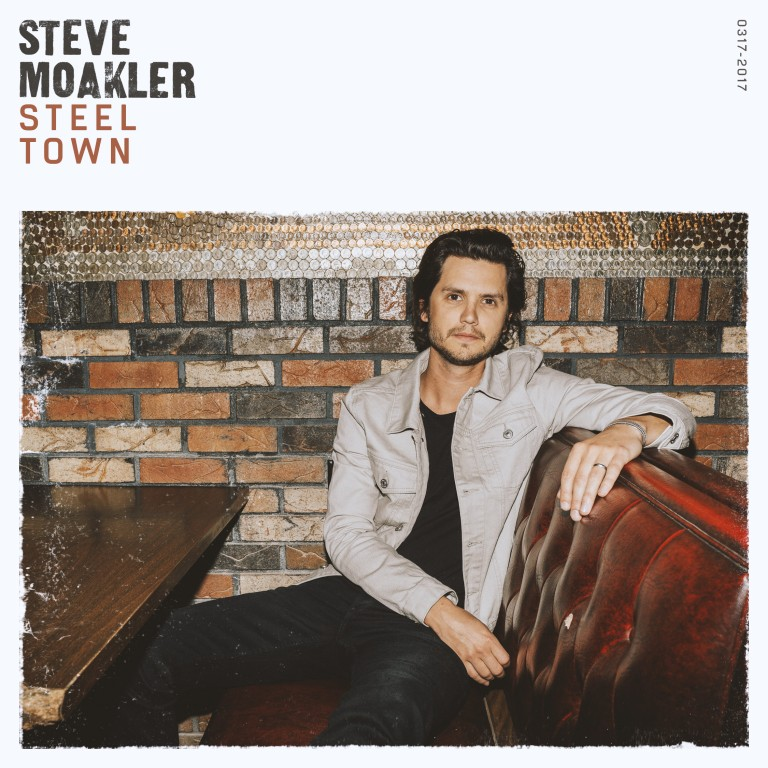 Steve Moakler Plots Release Date for New Album, 'Steel Town'