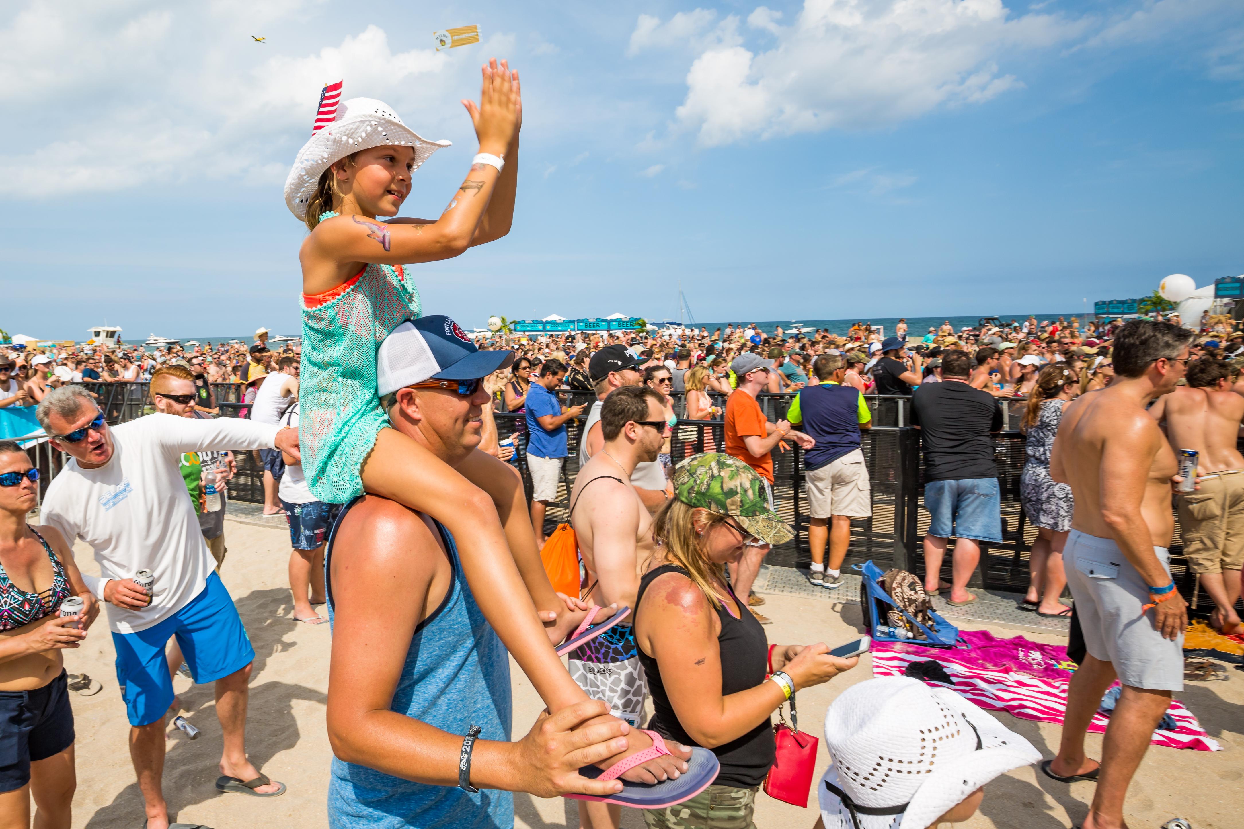 Tortuga Music Festival; Photo Courtesy Huka Entertainment