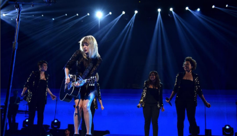 Taylor Swift Performs 'Better Man' Live