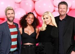 Gwen Stefani Was 'Nervous' to Work Alongside Boyfriend Blake Shelton Again