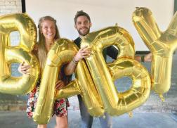 Thomas Rhett and Wife Reveal Baby's Gender
