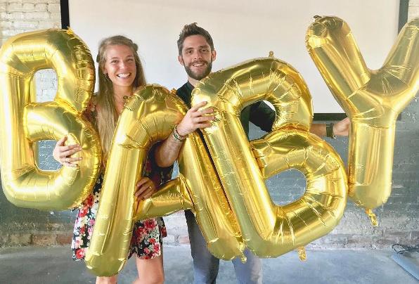Thomas Rhett and Wife Pregnant and Adopting