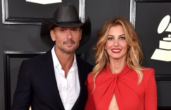 Tim McGraw and Faith Hill Announce Joint Album