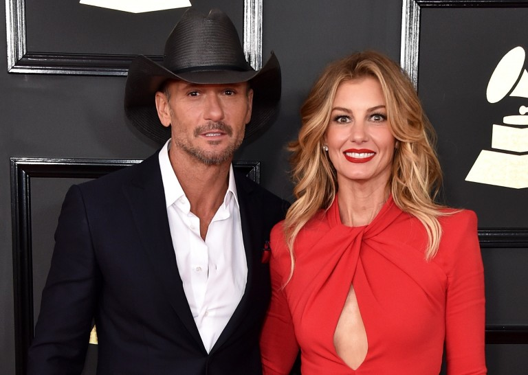 Tim McGraw and Faith Hill Added to 'Hand in Hand' Telethon Lineup