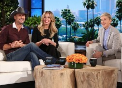 Tim McGraw and Faith Hill Play 'Never Have I Ever' on 'Ellen'