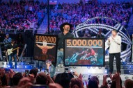 Garth Brooks Celebrates Five Million Tickets Sold on Garth Brooks World Tour