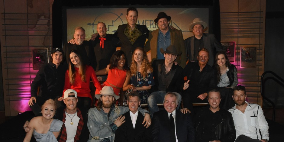 e53fabaf660ef Country Stars Preview New American Currents Exhibit at Country Music Hall  of Fame and Museum