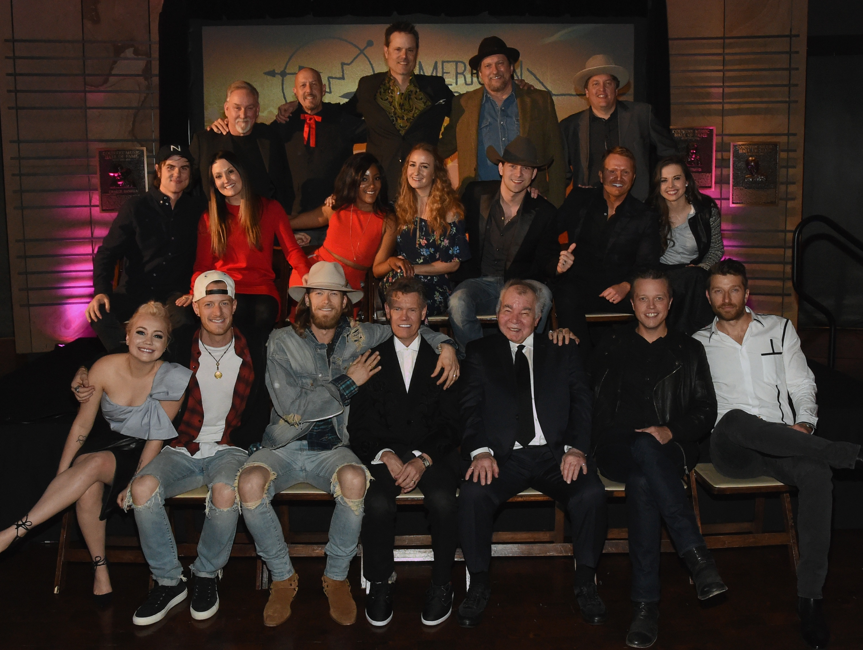 Country Stars Preview New American Currents Exhibit at Country Music Hall of Fame and Museum
