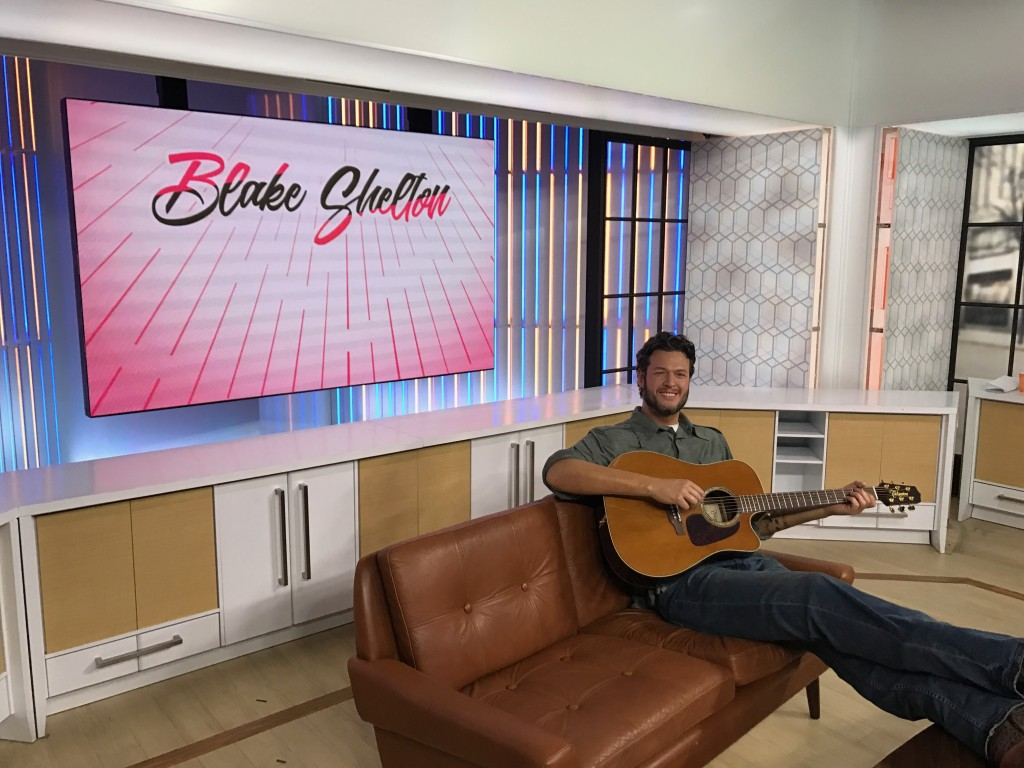 Blake Shelton; Photo courtesy Reed Public Relations