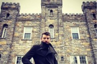 Why Brett Eldredge is Recording His Third Album in a 'Castle'