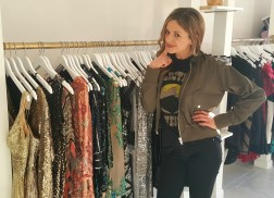 Watch as Carly Pearce Searches for the Dress of her Dreams for the ACM Awards