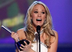 Remember When Carrie Underwood Won Her First Entertainer of the Year Award?
