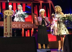 Carrie Underwood Celebrates 100th Appearance at Grand Ole Opry