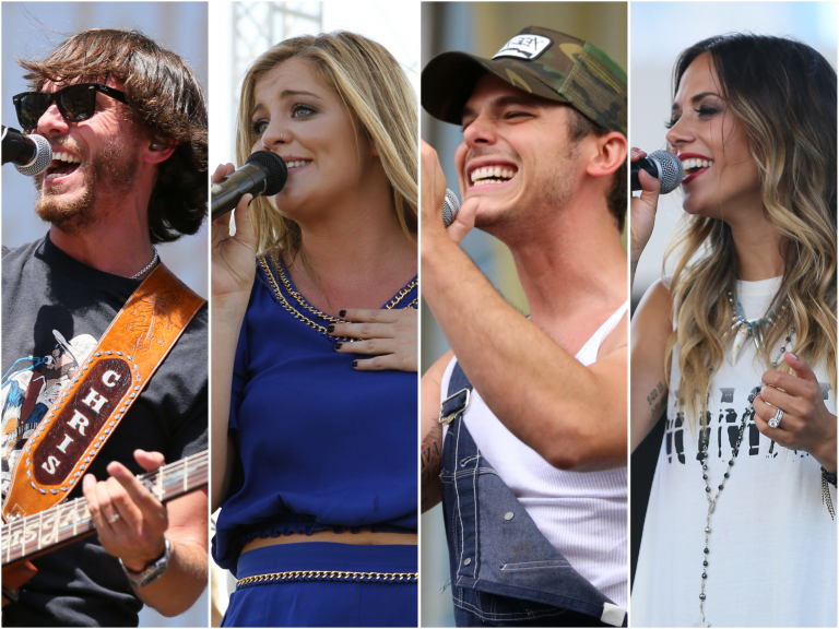 More Than 100 Artists Will Perform at 2017 CMA Music Festival