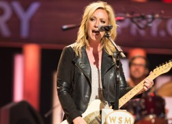 Exclusive Premiere: Clare Dunn Performs 'Old Hat' at the Grand Ole Opry