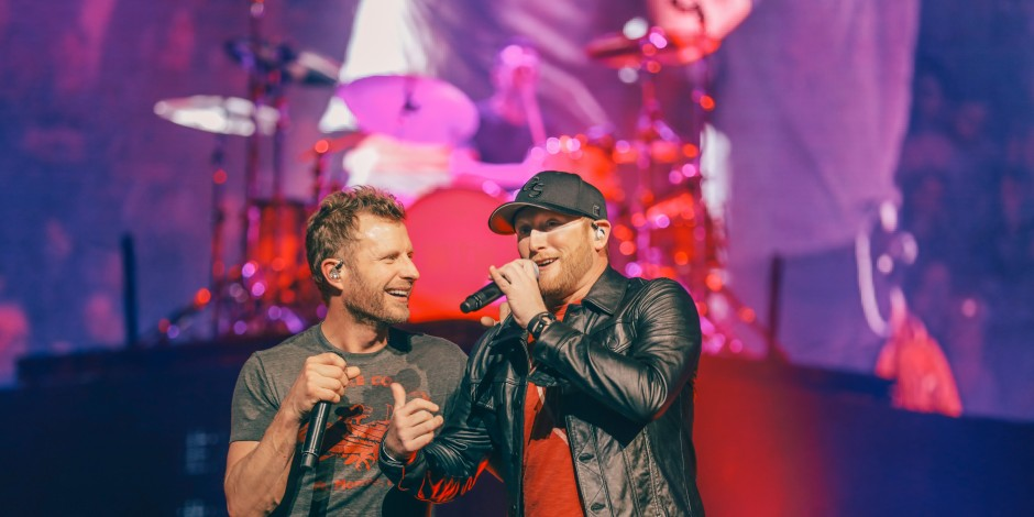 cole swindell & dierks bentley's 'flatliner' video will have hearts
