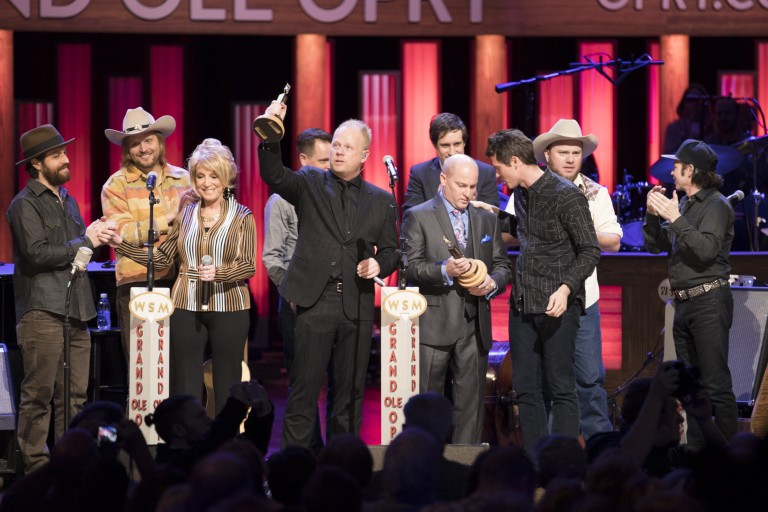 Dailey & Vincent Become Newest Members of Grand Ole Opry