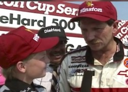 NASCAR Honors Earnhardt Father-Son Relationship with Zac Brown Band's 'My Old Man'
