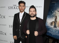 Dan + Shay Talk Emotional 'When I Pray For You' at 'The Shack' Premiere