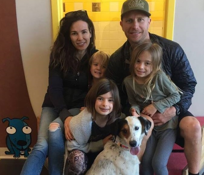 Dierks Bentley and Family Adopt Another Dog