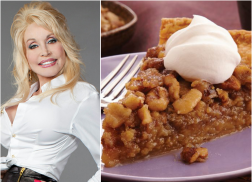 Celebrate Pi Day With Dolly Parton's Famous Walnut Pie