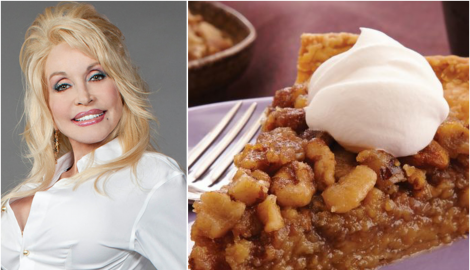 RECIPE: Dolly Parton's Famous Walnut Pie