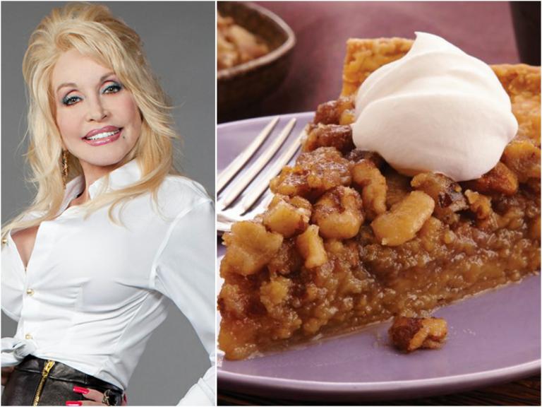 Bake Up Dolly Parton's Famous Walnut Pie