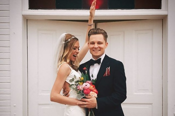 Surprise – Frankie Ballard is Married!
