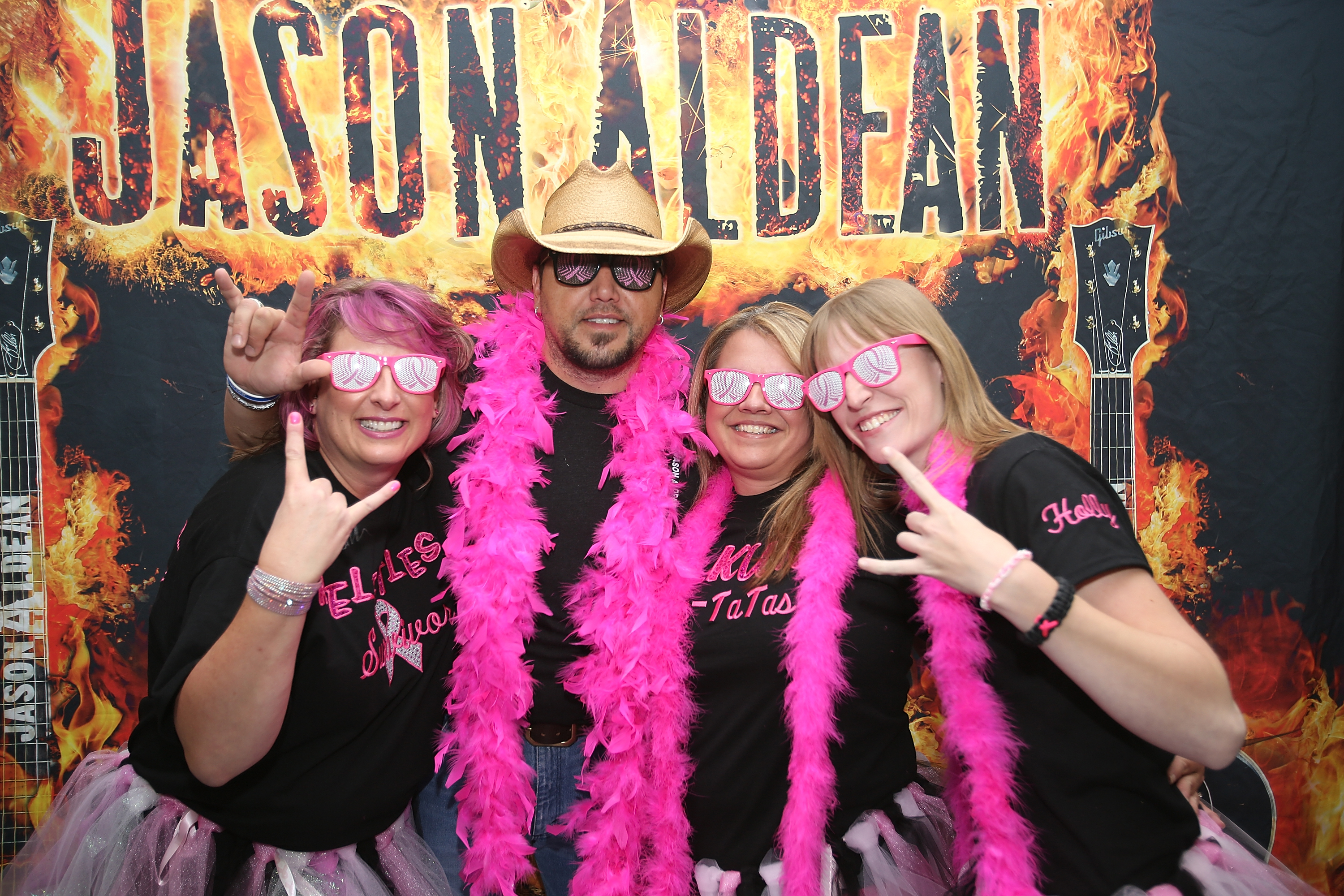 Jason Aldeans Concert For The Cure Heads To Nashville Sounds Like