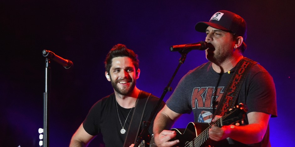 Rhett Akins Gets Sentimental About Thomas Rhett's Success
