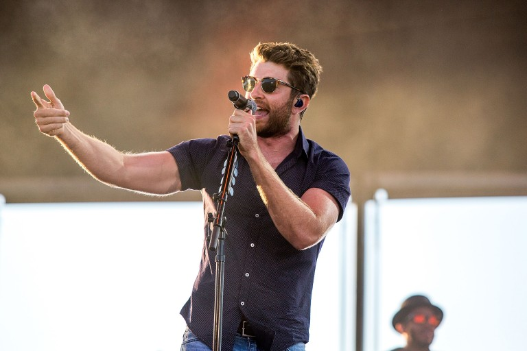 Brett Eldredge Reveals Which Country Album Shaped His Life and Career
