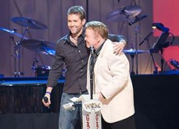 Remember When Josh Turner was Invited to Join the Grand Ole Opry?