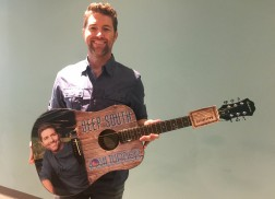 WIN a 'Deep South' Guitar Autographed by Josh Turner