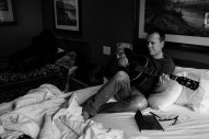 Kiefer Sutherland Premieres Music Video for 'I'll Do Anything'
