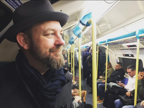 Kristian Bush Shares Picture Scrapbook from C2C Festival Adventures