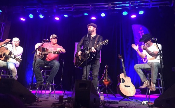Kristian Bush, Craig Campbell & More Share the Stories Behind Their Songs at Tin Pan South