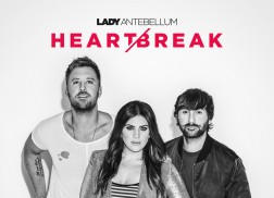 Lady Antebellum's 'Heart Break' Debuts at No.1 on Billboard Top Country Albums Chart