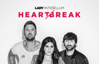Lady Antebellum's 'Heart Break' Debuts at No.1