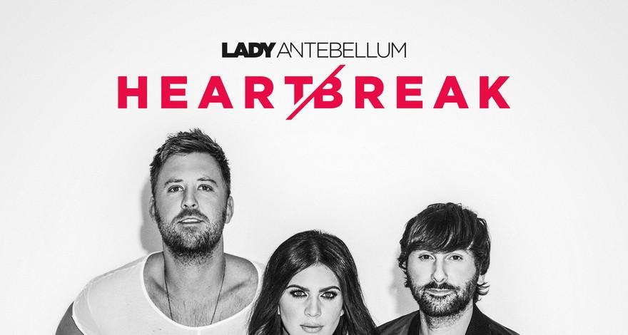 Album Review: Lady Antebellum's 'Heart Break'