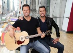 Blake Shelton, Luke Bryan Wax Figures Unveiled Ahead of Madame Tussauds Nashville Opening
