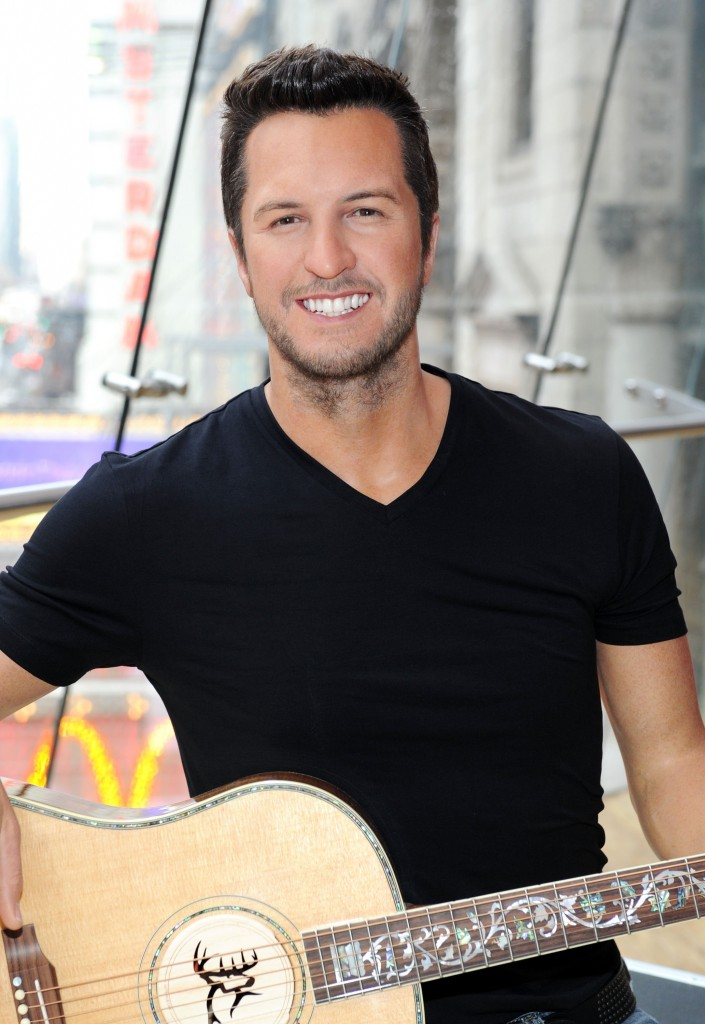 Luke Bryan; Photo by Craig Barritt/Getty Images for Madame Tussauds Nashville