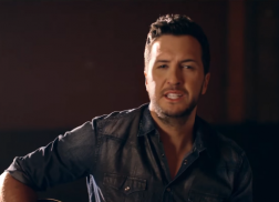 Luke Bryan Shares Behind-the-Scenes Look at 'Fast' Music Video