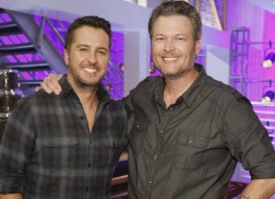 Luke Bryan, Chris Young & Brett Eldredge React to Blake Shelton's 'Sexiest Man Alive' Title