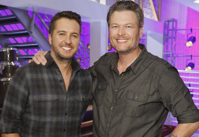 Blake Shelton Roasts New 'American Idol' Judge and Longtime Friend Luke Bryan