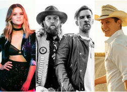 Jon Pardi, Maren Morris and Brothers Osborne Win ACM New Artist Awards