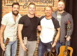 Old Dominion, Shane McAnally & Josh Osborne Bring the Laughs to Tin Pan South 2017