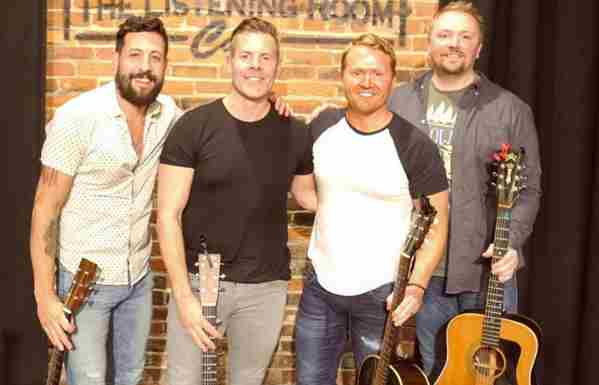 Old Dominion, Shane McAnally & Josh Osborne Bring the Laughs to Tin Pan South 2017
