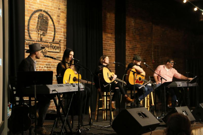 Natalie Hemby, Lori McKenna, Luke Laird & Barry Dean Bring the Emotion to Tin Pan South 2017