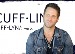 Parmalee Explains the Meaning of 'Scufflin' for 'The Country Dictionary'